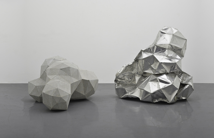 Toby Ziegler is a london based individual who addresses the alienation, using aluminium objects. He appeared on the news on multiple occasions during 2008, 2009, and 2012