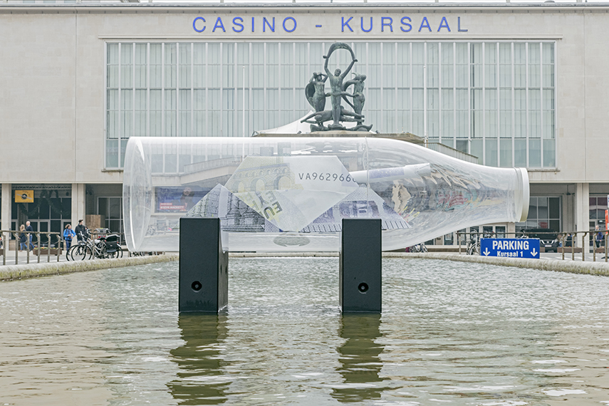 Tom Herck The Crystal Ship Ostend 2019