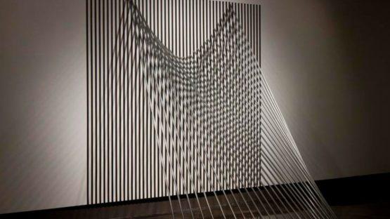 Tom Orr - Cloak, 2008, installation