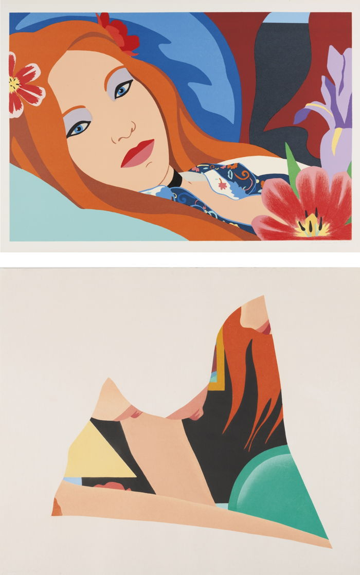 Tom Wesselmann-Lulu; And Bedroom Dropout-1982