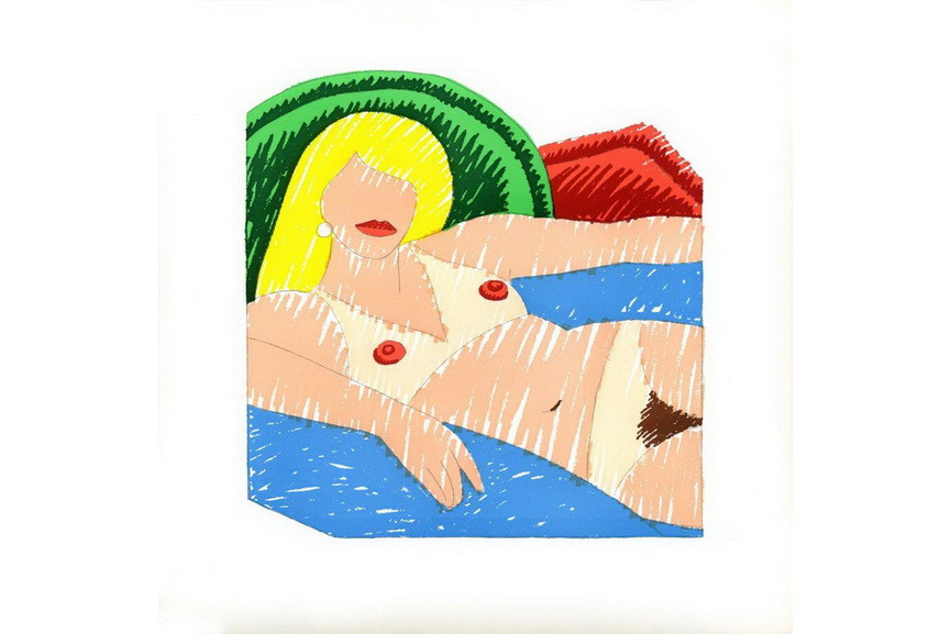 Tom Wesselmann - Shiny Nude