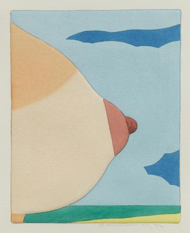 Tom Wesselmann-Tit from Seascape Portfolio-1978