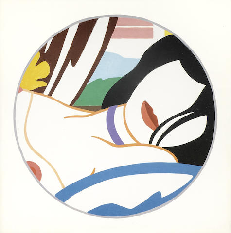 Tom Wesselmann-Vivienne, from Arts Sounds Collection-1986
