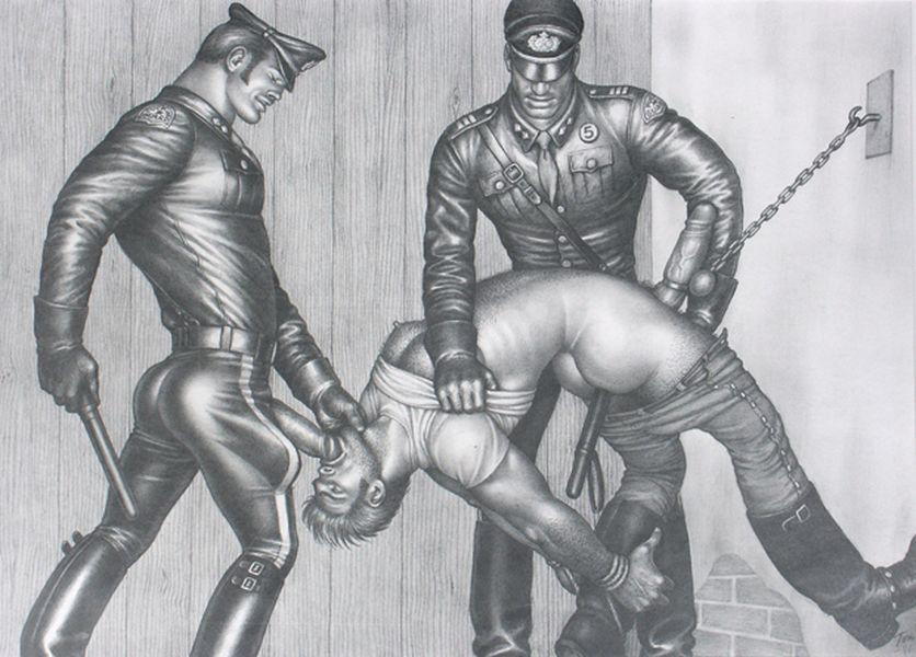 Gay erotic atr of the male genitalia — pic 1