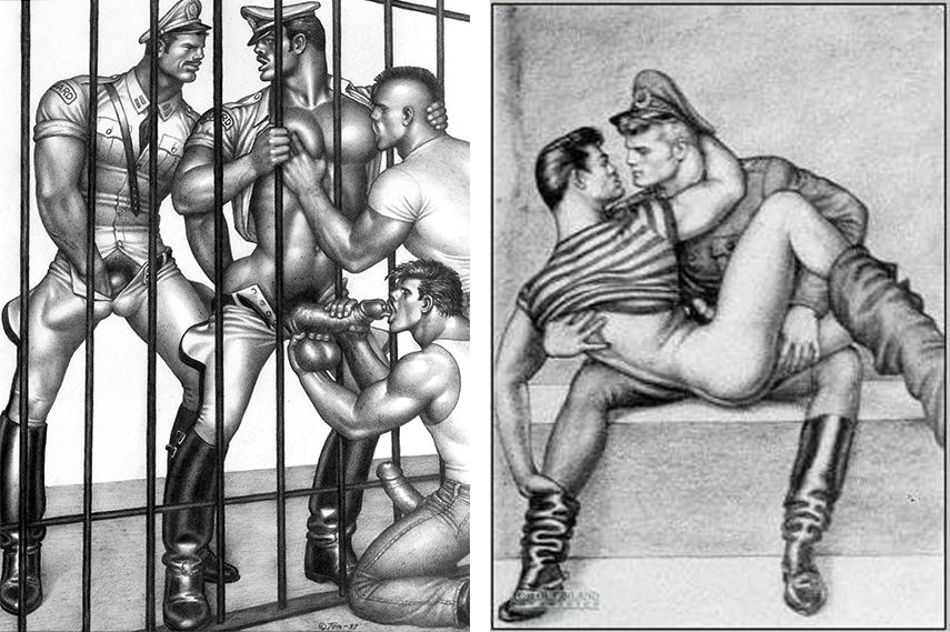 Boy spank art gay xxx his smooth bare