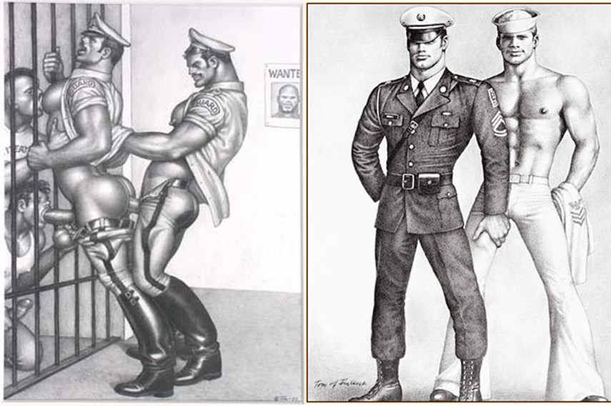 Tom of Finland - artwork 2015