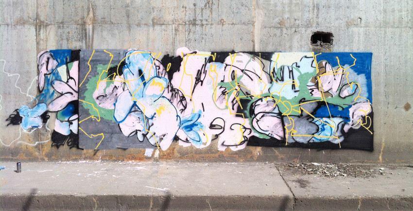 Tomek - street art