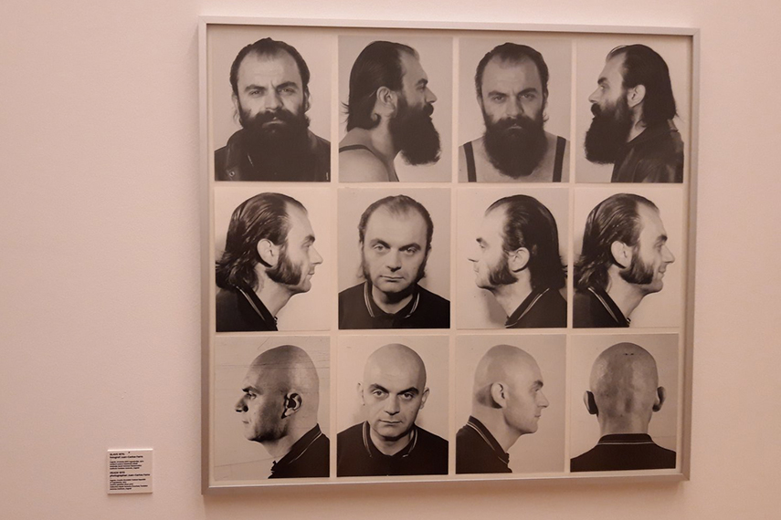 Tomislav Gotovac - Glave 1970. / Heads 1970