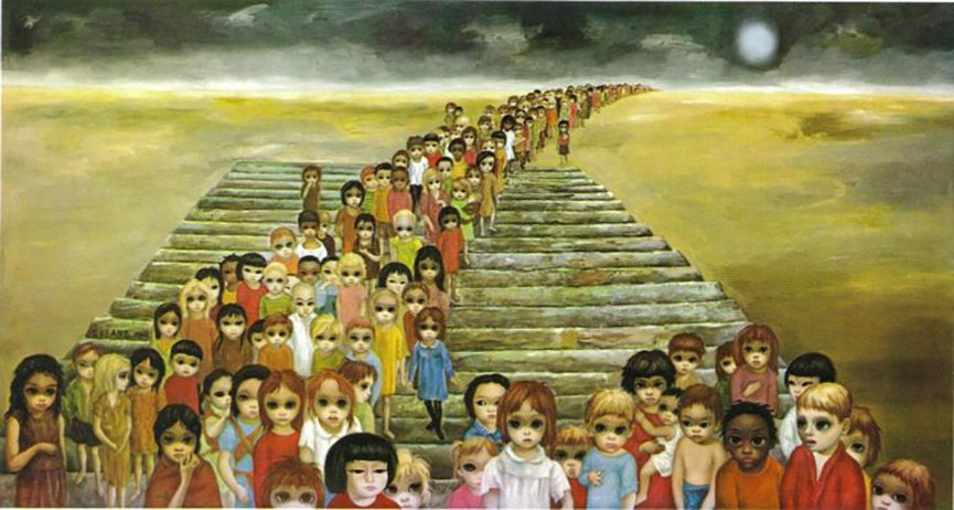 Margaret Keane - Tomorrow Forever