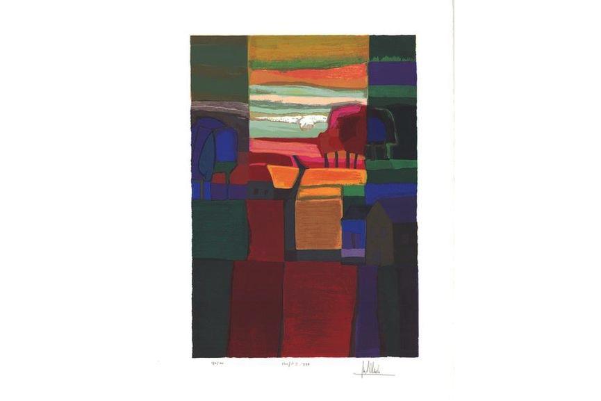 Ton Schulten - Autumn I, 1998