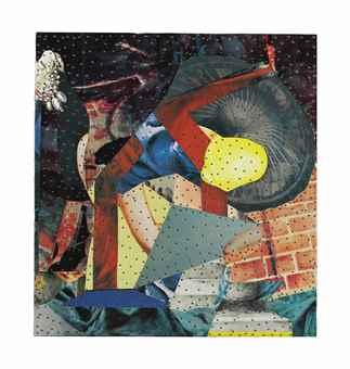 Tony Berlant-Late Date-1999