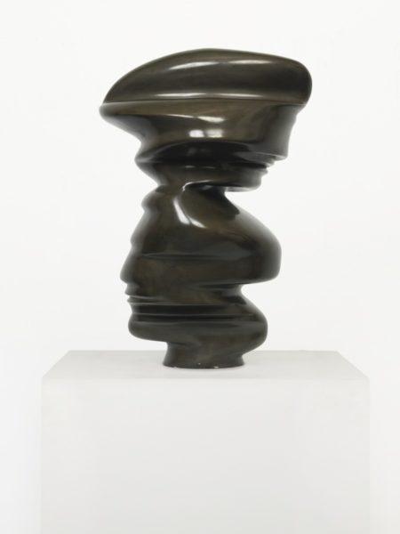 Tony Cragg-Fat Bronze Head-2002