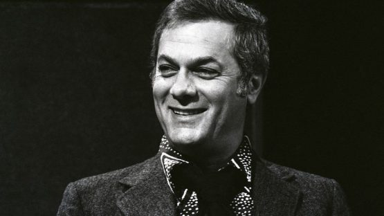 Tony Curtis - actor and painter