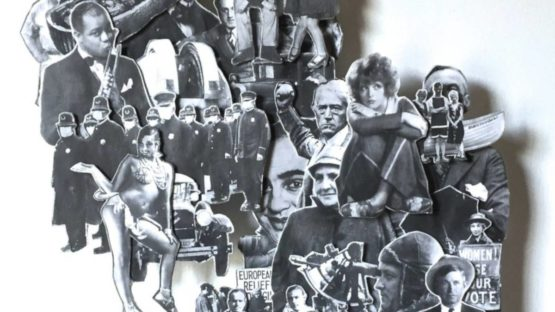 Tony Dagradi - The Jazz Age, 2018 (detail)