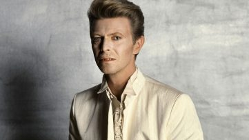 David Bowie, McGee Studios