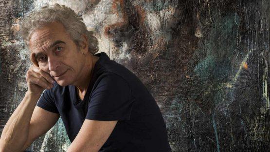 Tony Scherman - portrait - photo credits of the artist