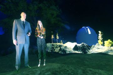 Five Exhibitions of the Best Virtual Reality Art Today at Faurschou Foundation