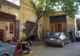 cairo gallery townhouse downtown rawabet space search website english