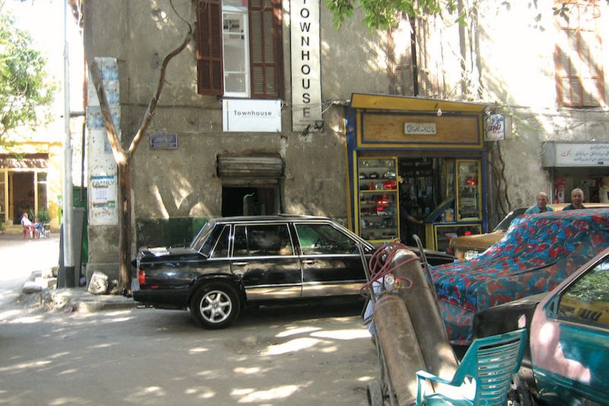 spaces rawabet contact 2016 search 1998 street egypt Townhouse Gallery