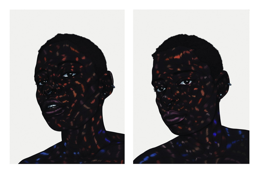 Toyin Ojih Odutola - Prove how much you have grown