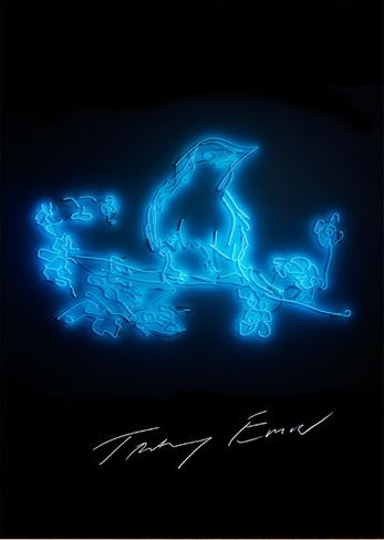 Tracey Emin-My Favourite Little Bird-