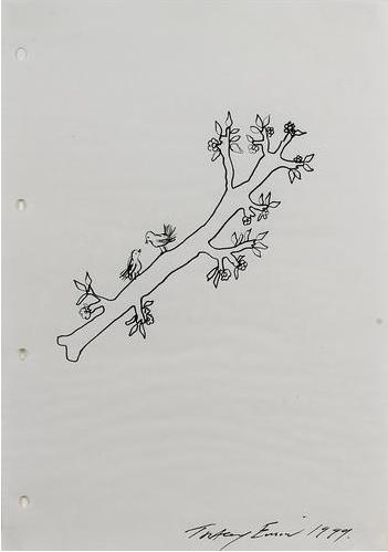 Birds on a Branch-1999