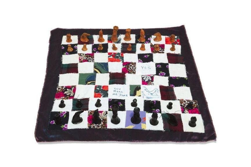 Tracey Emin - Chess Set, 2008