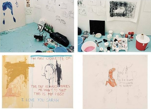 Tracey Emin-Exorcism of the Last Painting I Ever Made-1996