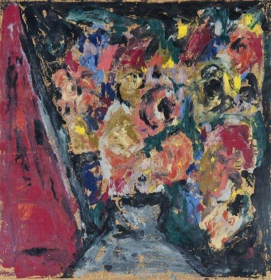 Tracey Emin-Floral Still Life-1984