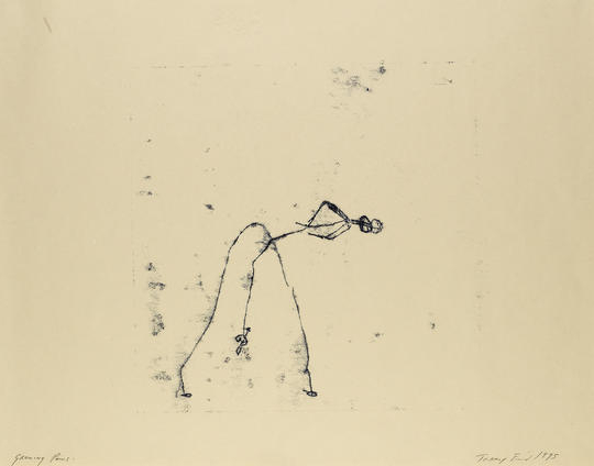 Tracey Emin-Growing Pains-1995