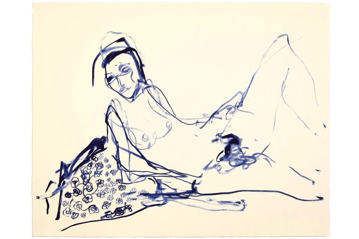 Tracey Emin - I Loved My Innocence, 2019