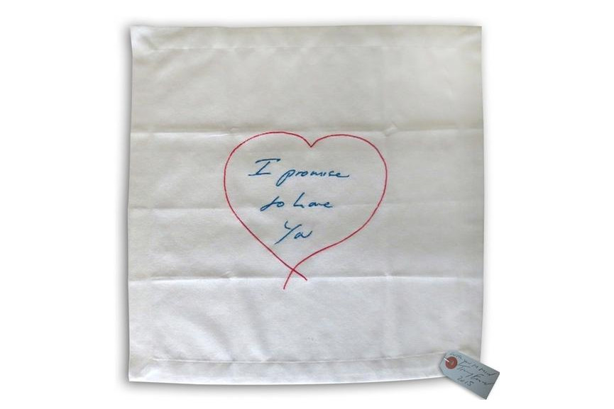 Tracey Emin - I Promise To Love You