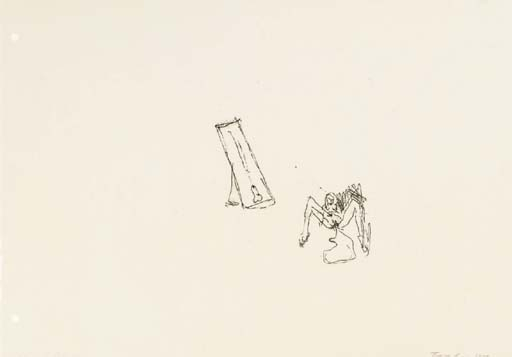 Tracey Emin-Just a Reflection-1998