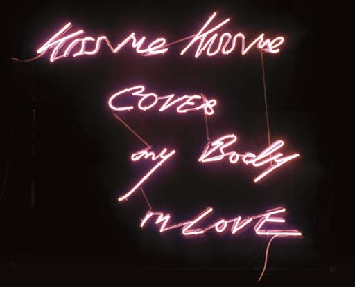 Kiss Me Kiss Me Cover My Body in Love-1996