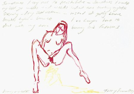 Tracey Emin-Knowing Myself-1999