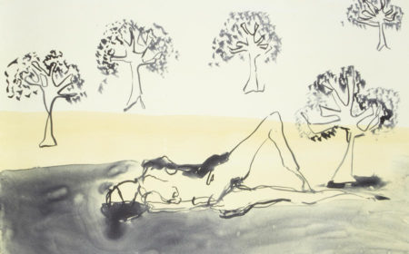 Laying with the Olive Trees-2011
