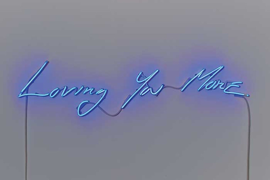 Tracey Emin - Loving You More, 2015