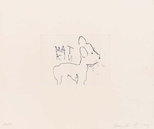 Tracey Emin-Matkin-1997