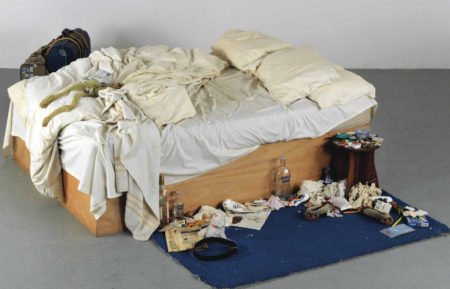 Tracey Emin-My Bed-1998