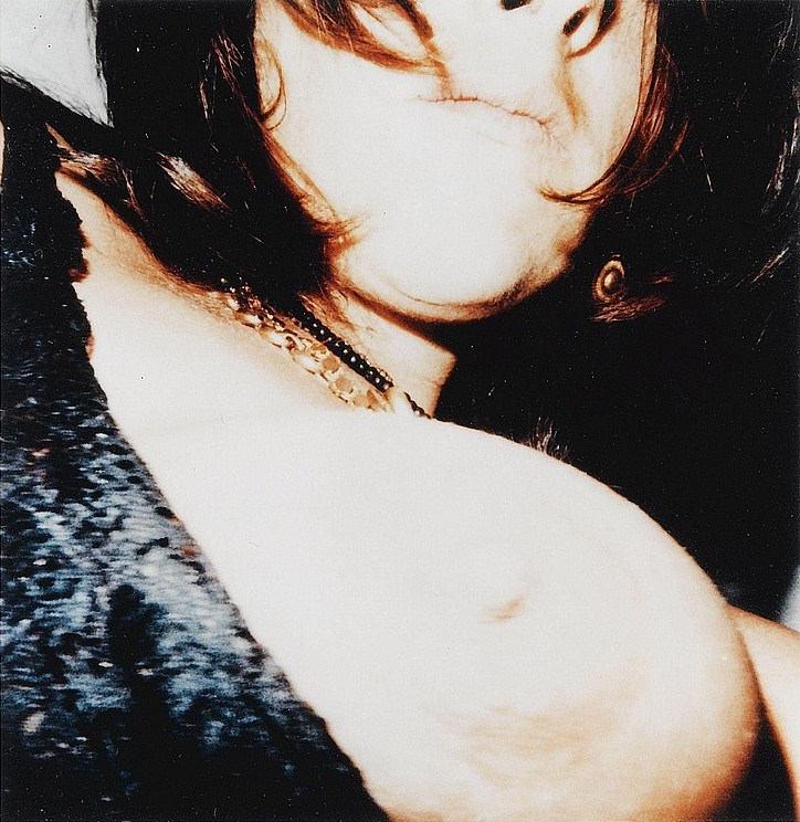 Self-portrait (Edition for Parkett, 12.11.01)-2001