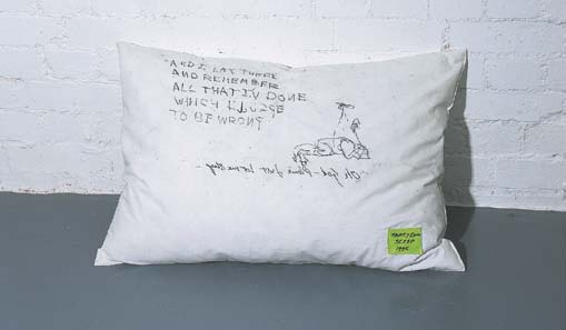 Tracey Emin-Sleep-1996
