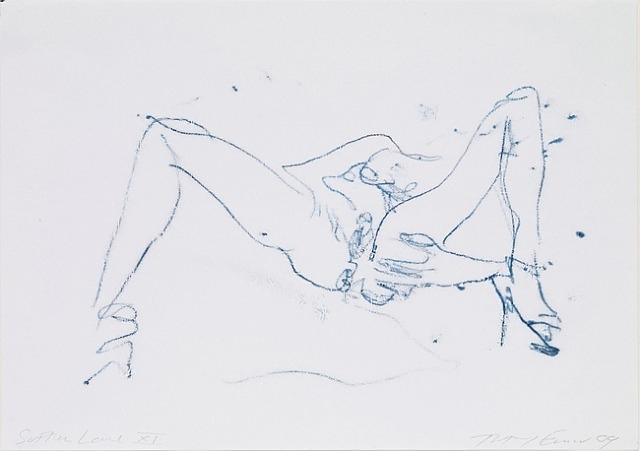 Tracey Emin-Suffer Love XI-2009