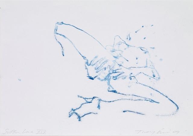 Tracey Emin-Suffer Love XIX-2009