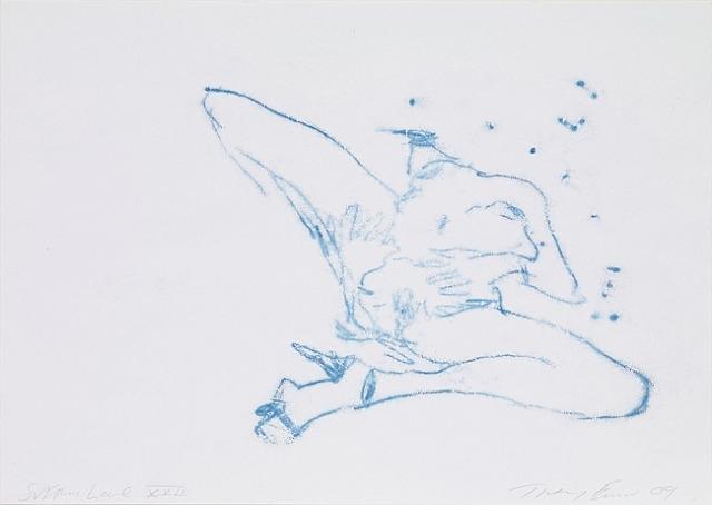 Tracey Emin-Suffer Love XVII-2009