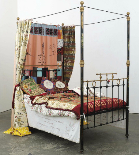 Tracey Emin-To Meet My Past-2002