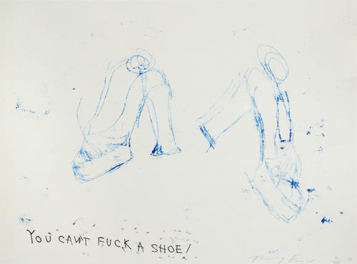 You Can't Fuck a Shoe-2010