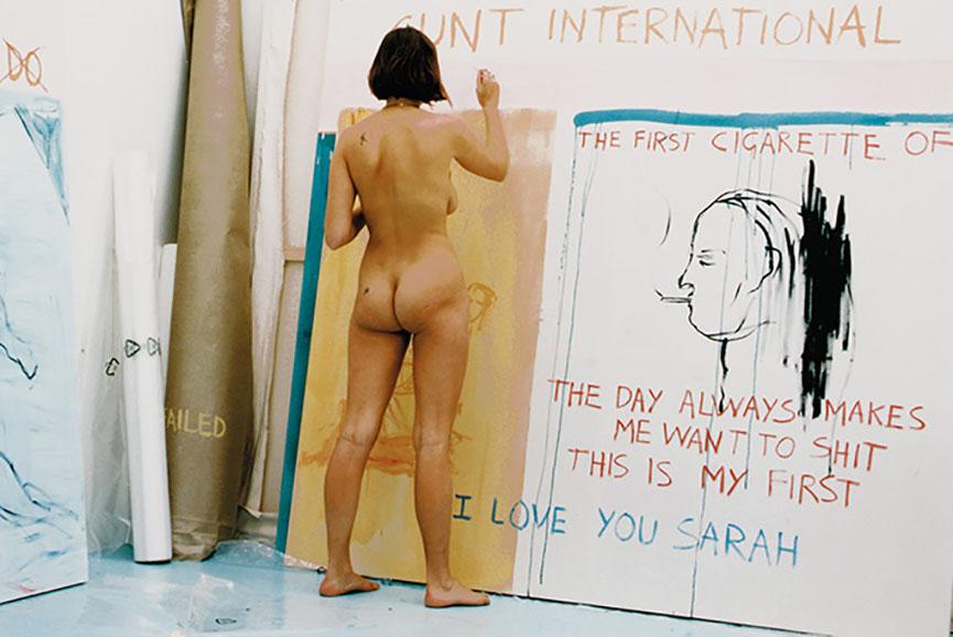 tracey emin art