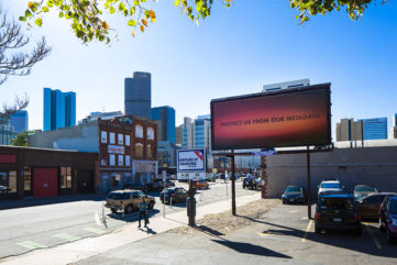 For Freedoms Kickstarts The Largest US Public Art Campaign in History!