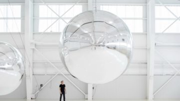 Trevor Paglen - Prototype for a Nonfunctional Satellite