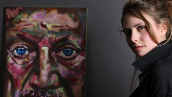 Triana Terry - Photo of the artist - Image courtesy of Triana Terry